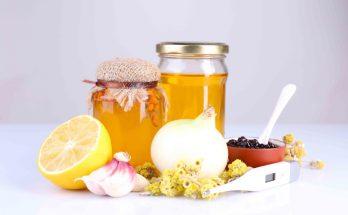 Лук с медом от кашля для детей